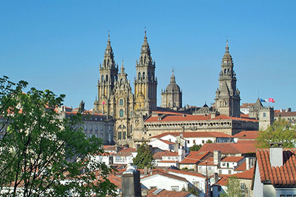 santiago de compostela jewish singles While jerusalem and rome were considered the two most important pilgrimage  destinations, santiago de compostela in the iberian peninsula was closer and.